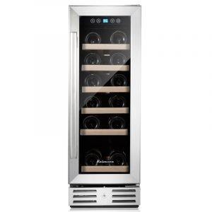 Kalamera 12 Inch Wine Cooler Refrigerator