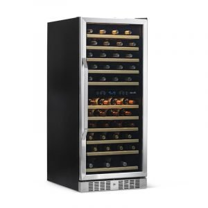 NewAir AWR-1160DB Premier Gold Series 116 Bottle Built-in Wine Cooler