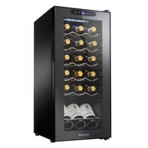 Wine Enthusiast 18 Bottle Compressor Wine Cooler